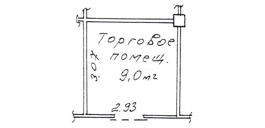Торговля (ТЦ «ЗЕРКАЛО»)