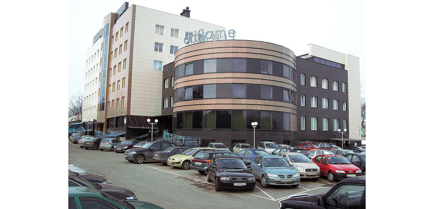 Офис (БЦ «Green Plaza»)