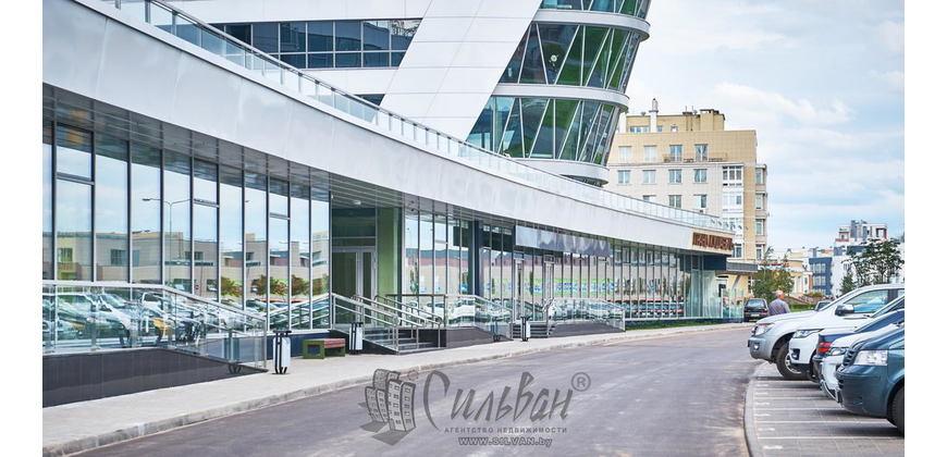 Офис, услуги, торговое, кафе (БЦ «RIVIERA PLAZA»)