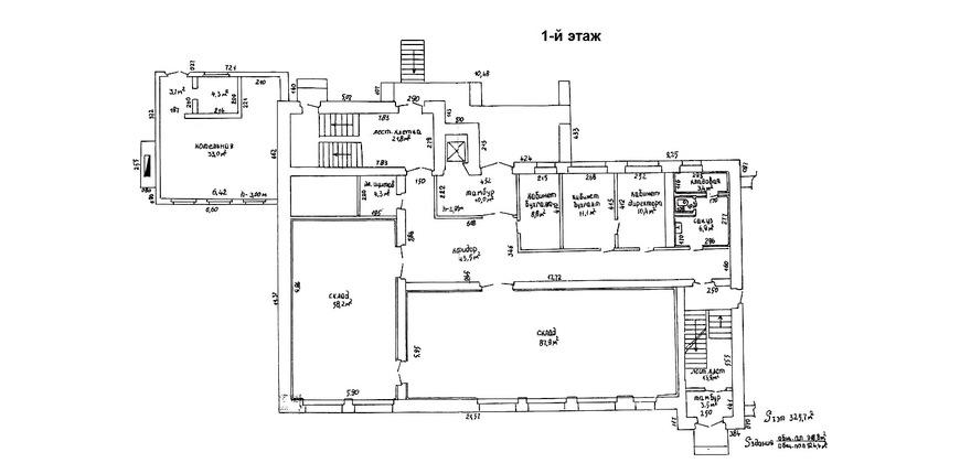 Производство, склад (здание)