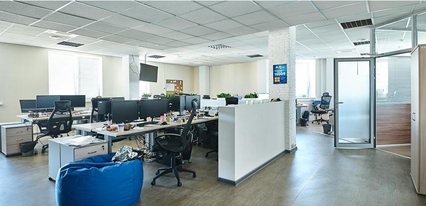 Офис, здание (БЦ «Время»)