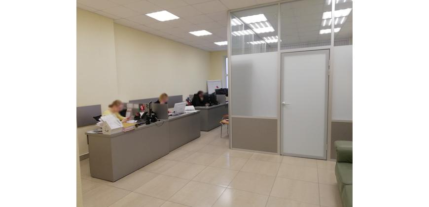 Офис (БЦ «Виктория Плаза»)