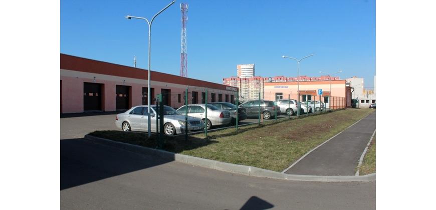 СТО, автобизнес (здание)