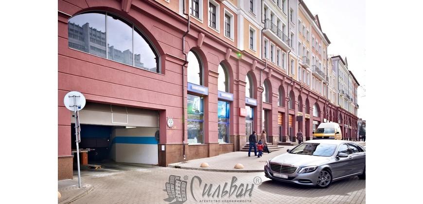 Торговое, услуги (МФК «Метрополь»)