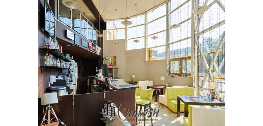 Здание (ресторан, кафе)