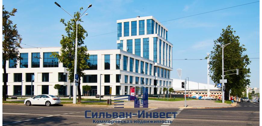 Торговое, офис, услуги, общепит (МФК «CENTROPOL»)