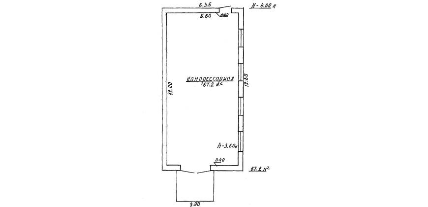 Производство, склад (здания) с ж/д веткой