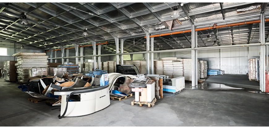 Производство, склад (здания)