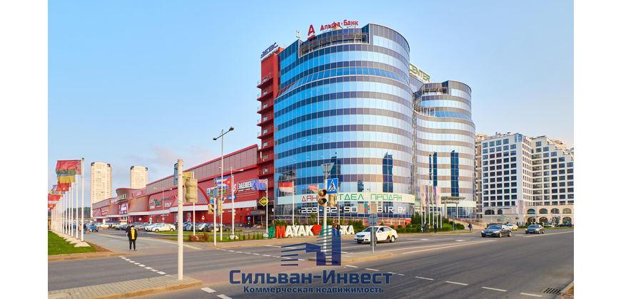 Офис, услуги, общепит («Dana Mall»)