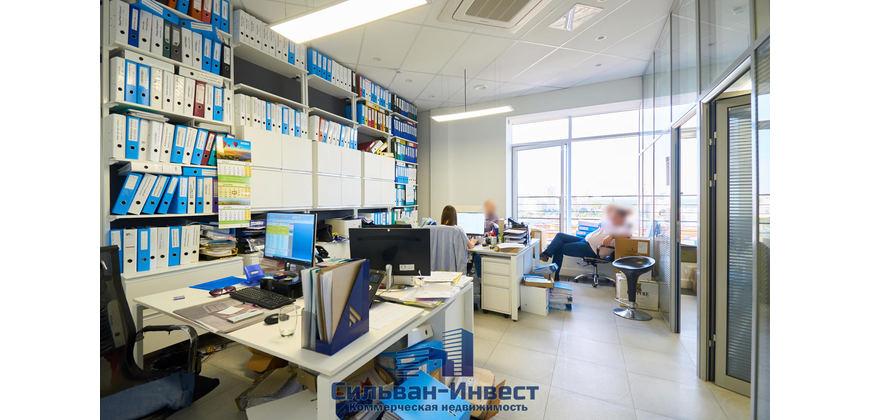 Офис (БЦ «Дельта»)
