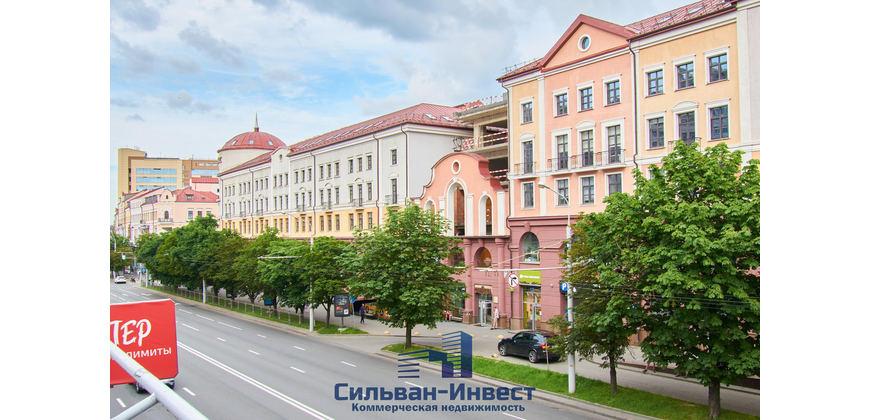 Офис, услуги (МФК «Метрополь»)