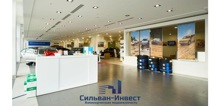 Торговое, автобизнес, офис+склад