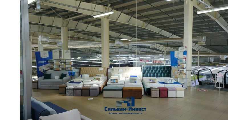 Торгово-складской комплекс