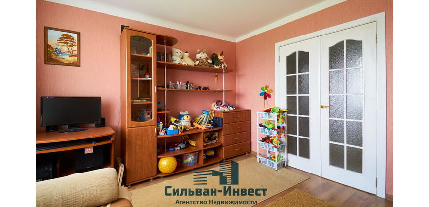 3 комнатная квартира